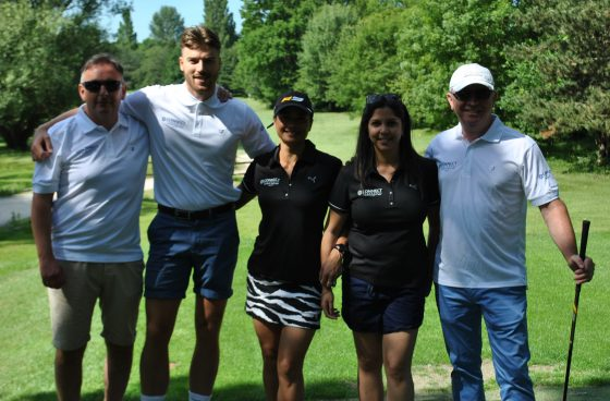 Connect Personnel Charity golf day 2017