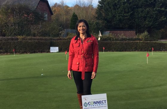 Proudly sponsoring Faversham Golf club