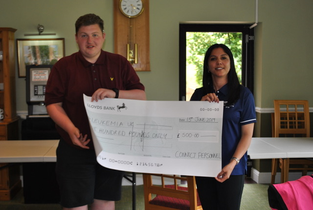 Annual Golf Charity Day 2019