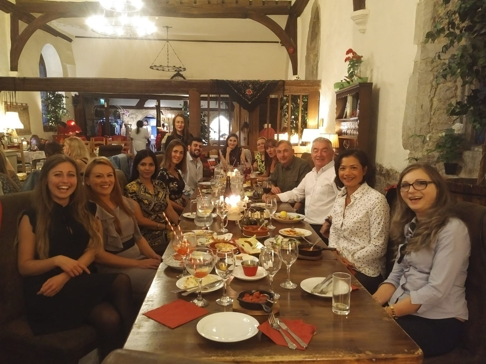 Connect Staff head to their 'Summer Get together' in Maidstone July 2019